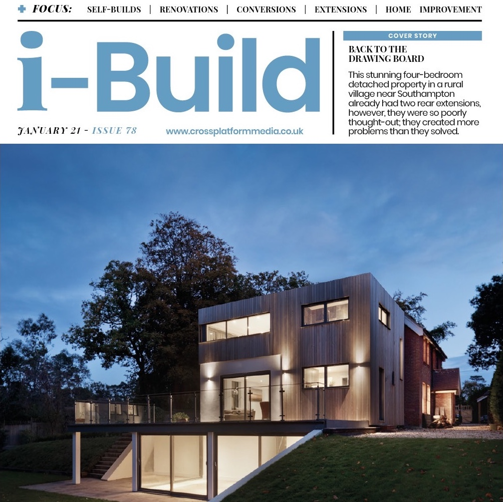I-Build Magazine January 2021