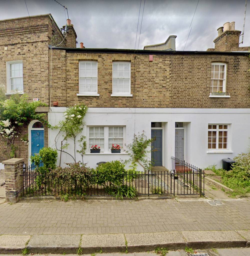 House extension in West London